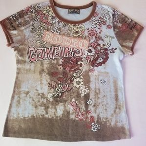 Vanilla Sugar  Rodeo t-shirt womens
